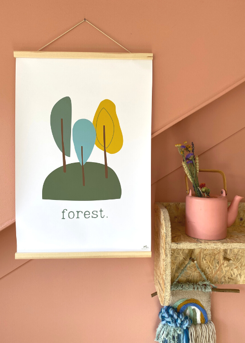 poster forest